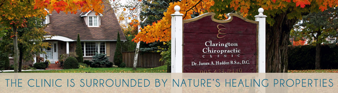 Clarington Chiropractic Clinic Location   Photo BY Rick Roluf